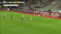 Nancy-Valenciennes (Ligue 2) : Le doublé d'Amine Bassi - 08 septembre 2017