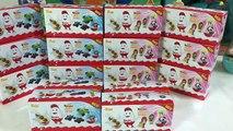 Des œufs fille joie en jouant jouet jouets Kinder Joy Toy Surprise kinder oeuf chocolat surprise, alkkagi filles