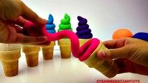 Play Doh Slime Goo Minecraft Clay Spiderman Frozen Cartoon Surprise Eggs Toys St
