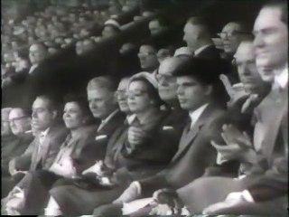 UEFA EC 1958 Final - Real Madrid CF vs AC Milan - Highlights