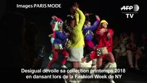Desigual dévoile sa collection printemps '18 à travers la danse