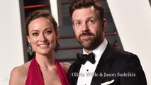 Jason Sudeikis on Balancing Life as an Artist Couple With Wife Olivia Wilde and Being a Parent   TIFF 2017