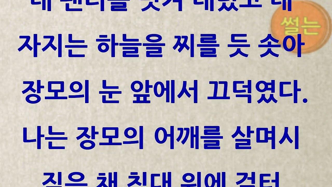 [근친상간] 장모님과 14부 - video Dailymotion