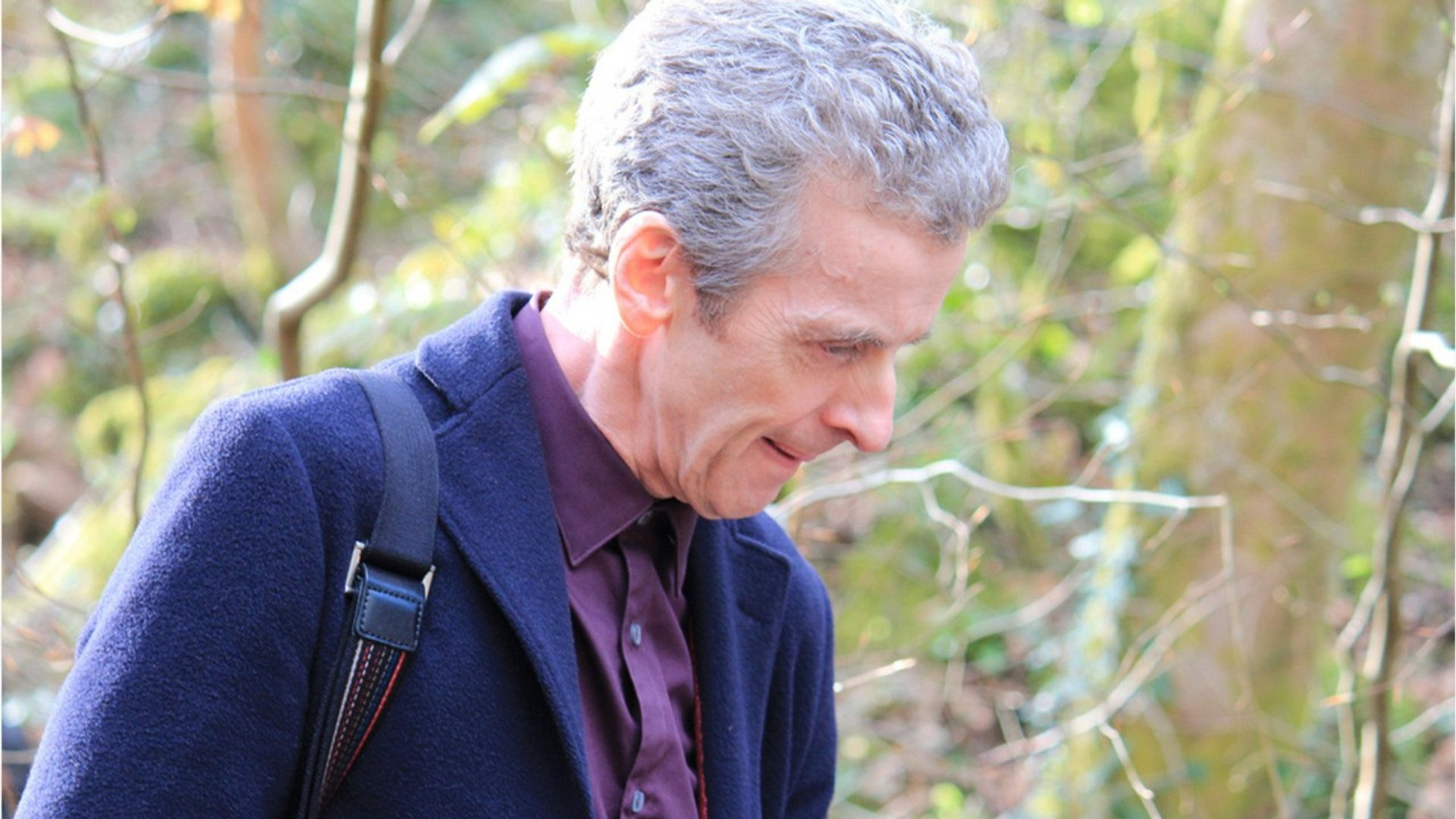 Peter Capaldi Auditioned for Star Trek: Deep Space Nine?