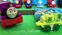 Thomas & Friends New Minis Extravaganza - Worlds Strongest Engine Thomas the Tank Engine Kids Toys