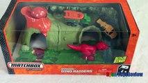 Dinosaure des œufs jurassique boîte dallumettes domestiques jouets monde Mission dino raiders surprise ryan toyr
