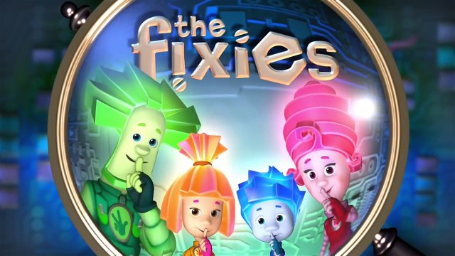 The Fixies ★ The Tin Can Plus More Full Episodes ★ Fixies English _ Cartoon For Kids Plus d'épisodes complets