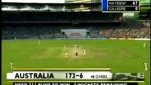 sachin tendulkar magic bowling vs australia,sachin tendulkar bowling vs australia,sachin tendulkar bowling to shane warn