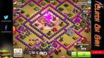 Armées attaque choc de de stratégie sommet guerres Clans townhall 7 |