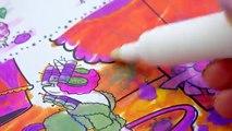 Livre couleur imaginer encre petit mon stylo photos poney arc en ciel avec Art surprise cookieswirlc
