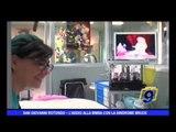 SAN GIOVANNI ROTONDO | L'addio alla bambina con la sindrome di Bruck