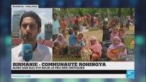 """Persécution des Rohingyas : """"Ce sera l''une des pires catastrophes que le monde ait vu ces dernières années"""""""