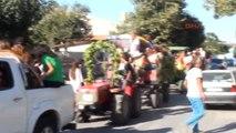Çanakkale Bozcaada'da 18'nci Kültür, Sanat ve Bağbozumu Festivali Başladı