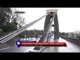 Clifton Bridge, Ikon Kota Bristol Inggris - NET5