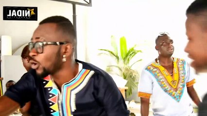 MAKING OF AFRICAN MOUSSO