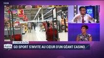 Le mot de la fin: Go Sport s'invite au cœur d'un Géant Casino - 09/09