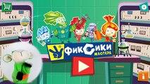 Jeu clin doeil Nouveau série Fixiki 2016 Critique du jeu