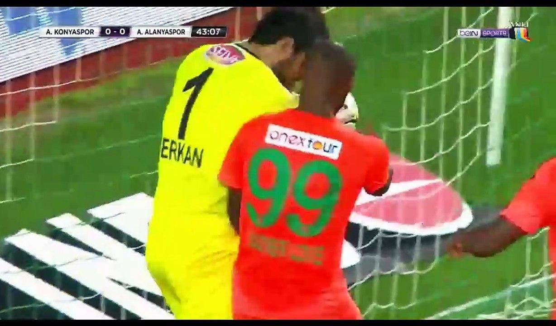 All Goals & Highlights HD - Konyaspor 0-2 Alanyaspor - 09.09.2017 ...