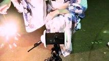 【ASMR】手持ち花火と、線香花火(*´ω`*)【音フェチ】【Japanese Sparklers Fireworks】【voice actress】【whisper】【あゆみぃな
