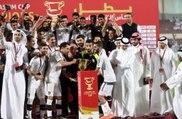 Qatar : Triplé de Bounedjah en Super Coupe