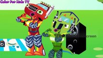 BLAZE AND THE MONSTER MACHINES   CAPTAIN BLAZE Saved his friend from UFO! Monster Trucks For Kids