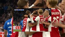 Ajax Amsterdam 3-0 PEC Zwolle / Eredivisie (09/09/2017)