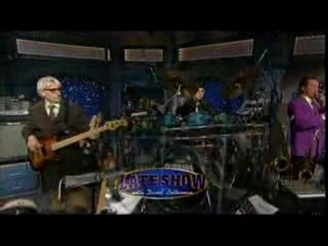 Jay-Z @ Letterman (November 2 2007)