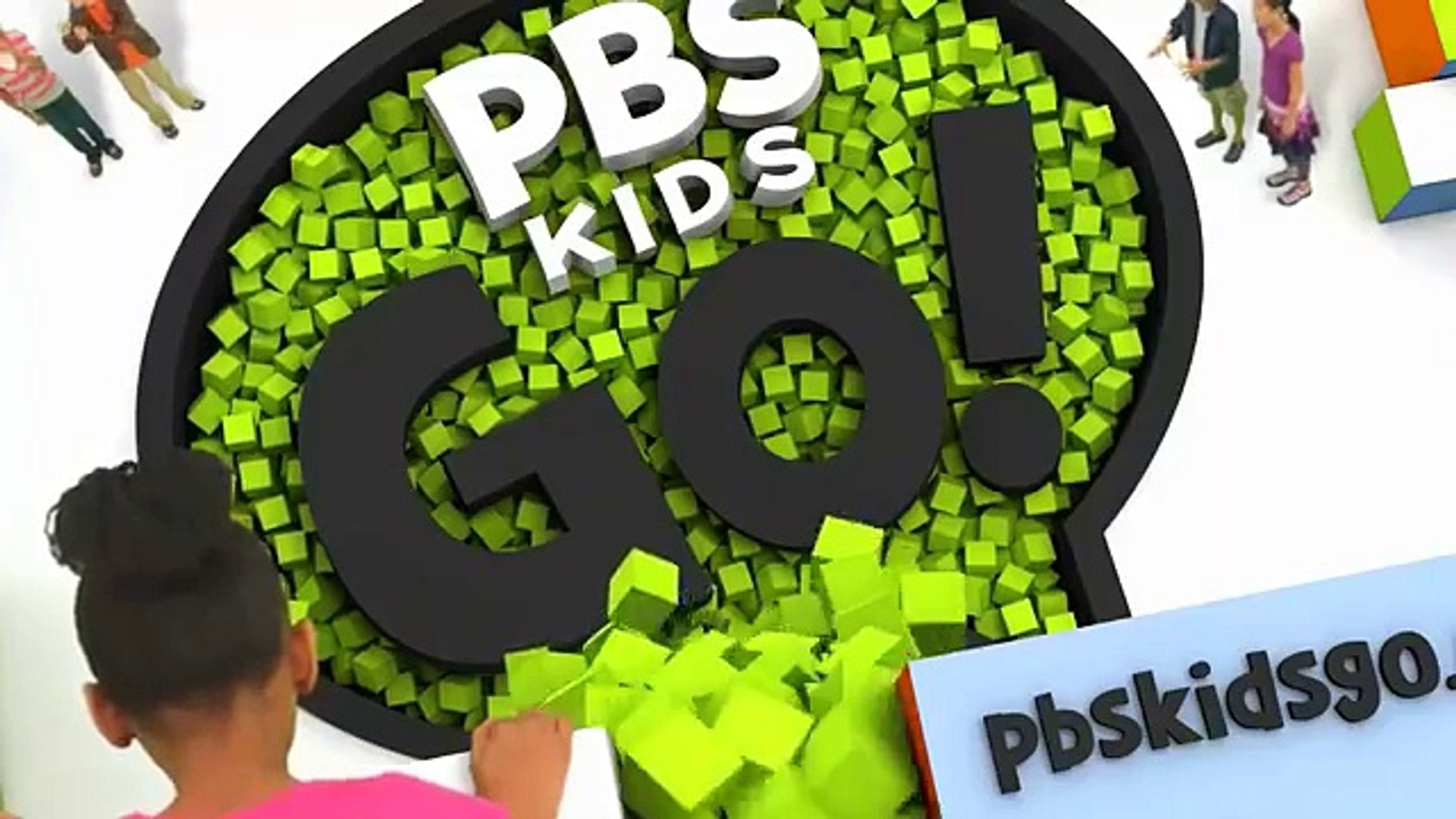 PBS Kids GO! Montage Primal Screen
