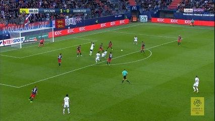 Caen 2-1 Dijon