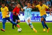 Brazil vs Argentina  Highlights - World Cup