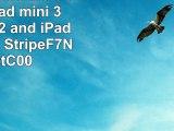 Belkin Reversible Cover for iPad mini 3 iPad mini 2 and iPad miniBlack StripeF7N307btC00