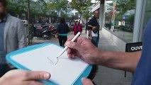 """""""Je découvre à quoi ressemble un clitoris"""" : des passants tentent de dessiner l'organe du plaisir féminin"""