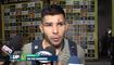 """""""Gracias a Dios se me dio el gol"""": Silvio Romero"""