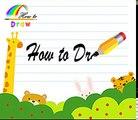Dessiner dessin facile pour Comment enfants cours souris à Il Mickey étape par étape