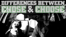 The Differences Between Chose & Choose : Other Word Differences