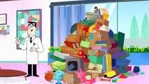 Powerpuff Girls   Blossom Has A Monster Tidy Up   Cartoon
