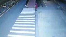 Forklift Kadını Ezdi