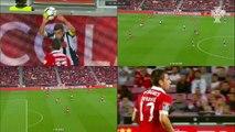 As comunicações do VAR no lance do golo do empate do Portimonense