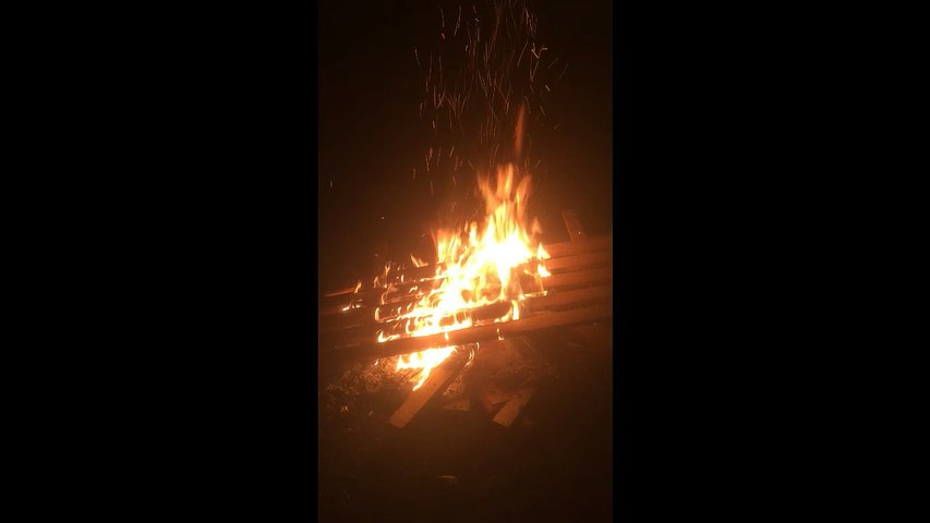 The Great Fire Of Forfar 2017