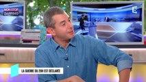 Anne-Sophie Lapix au JT : Gilles Bouleau félicite la journaliste dans C l'hebdo (Vidéo)