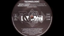 Technologic - Wrong Number (Disconnected Version) (B1)