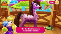 Enfants pour clin doeil dessins animés poney pro Le jour de la naissance des enfants princesse