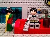 Y Ordenanza juego parte Riddler traducción el vídeo Lego 5 cara a cara dos cara