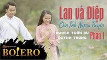Cận cảnh Quỳnh Trang khóc như mưa khi Quách Tuấn Du cưới vợ-Phim Lan và Điệp-Oán Tình Ngoại Truyện