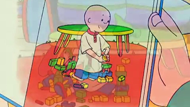 Caillou - Caillou Plays a Baby (S01E55) | Cartoon for Kids