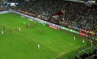 Samuel Etoo GOAL HD Antalyaspor 1 - 1 Galatasaray - 10.09.2017