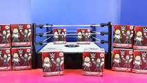 WWE Wrestling Funko Series 2 Mystery Minis Opening Blind Bag Unboxing | PSToyReviews