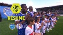 ESTAC Troyes - Toulouse FC (0-0)  - Résumé - (ESTAC-TFC) / 2017-18