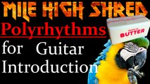 Polyrhythm Guitar Lesson - Introduction