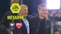 SM Caen - Dijon FCO (2-1)  - Résumé - (SMC-DFCO) / 2017-18